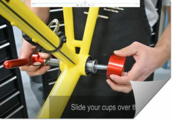 Bottom Bracket Extractor Instructions