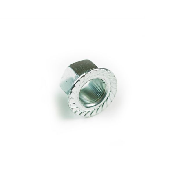 10mm x 1mm Outer Axle Nut - Bicycle Parts Direct