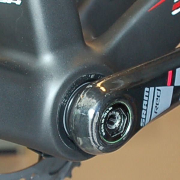 386EVO Adapter for 22/24mm - Bicycle Parts Direct