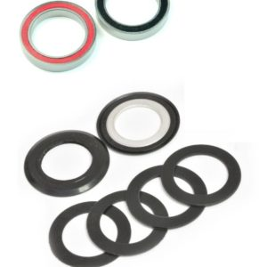 OEM Repair Kit: 30mm crank spindle BB Angular Contact - Bicycle Parts Direct