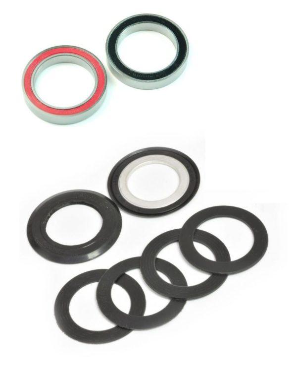 OEM Repair Kit: 30mm crank spindle BB Angular Contact - Bicycle Parts Direct