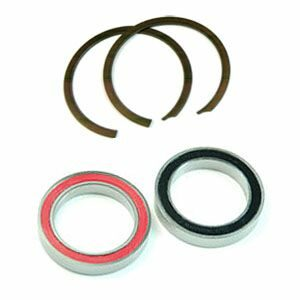BB30 Angular Contact Bearing & Clip Kit - Bicycle Parts Direct