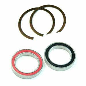 BB30 Angular Contact Bearing & Clip Kit - Bicycle Parts Direct