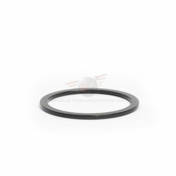 """1-1/8"""" x 1.5mm Black Headset Spacer - Bicycle Parts Direct"""