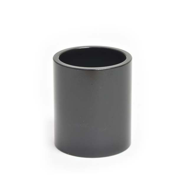 """1-1/8"""" x 40mm Black Aluminum Headset Spacer - Bicycle Parts Direct"""