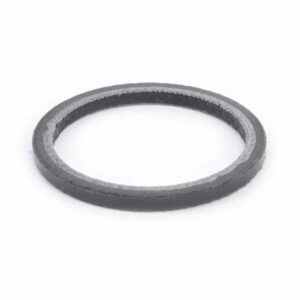 "1-1/8"" x 2.5mm Carbon Fiber Headset Spacer - Bicycle Parts Direct"