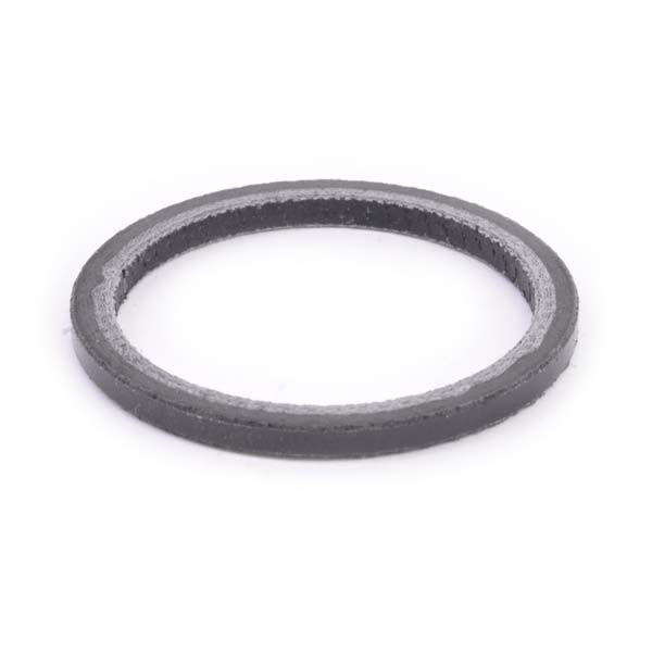 """1-1/8"""" x 2.5mm Carbon Fiber Headset Spacer - Bicycle Parts Direct"""