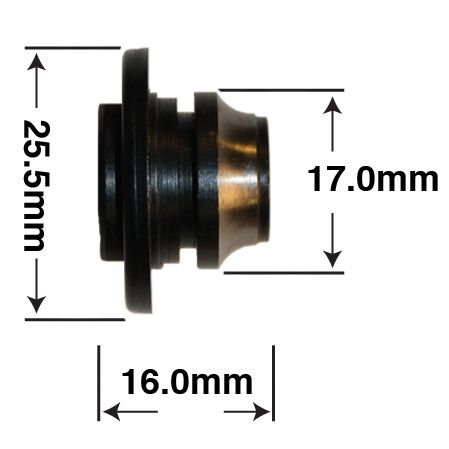 CN-R097 Cone - Bicycle Parts Direct