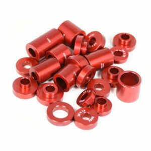 10mm ID & Larger Hub Bearing Installation Drift Set - Bicycle Parts Direct
