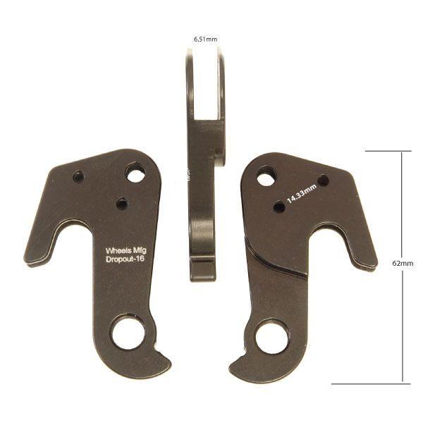 Derailleur Hanger 16 - Bicycle Parts Direct