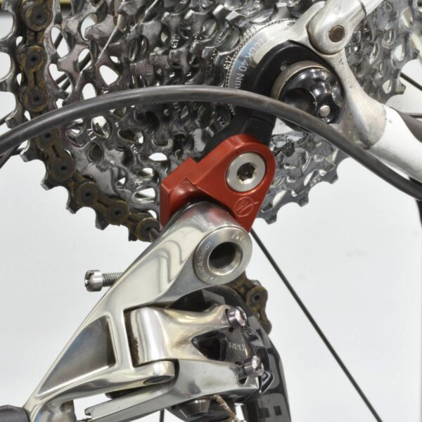 Extended Hanger - Bicycle Parts Direct