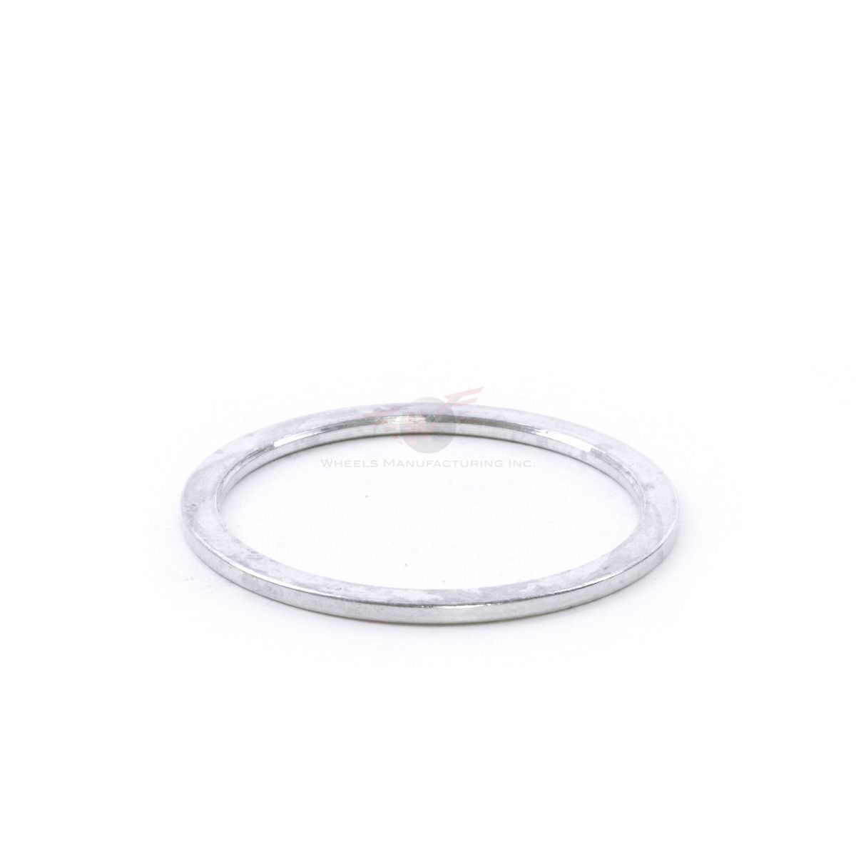 """WHEELS MANUFACTURING 2.5MM 1-1//8/"""" SILVER SPACERS BIKE HEADSET PART-BAG OF 10"""