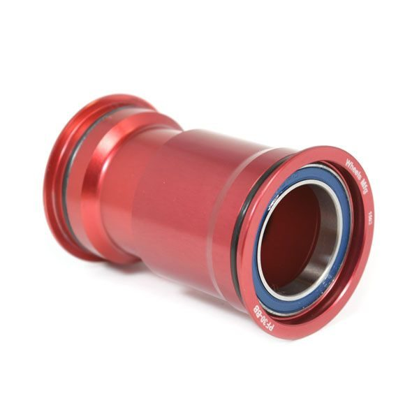 PF30 Bottom Bracket Red - Bicycle Parts Direct
