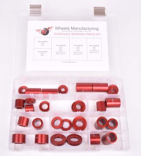 Over Axle Adapter Kit - Bicycle Parts Direct