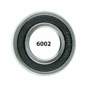 6002 Ceramic Sealed Bearing - Bicycle Parts Direct