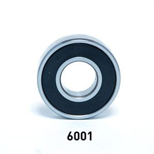 Enduro 6001 SRS, ABEC-5, Sealed Bearing - Bicycle Parts Direct