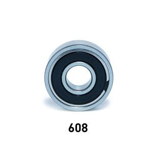 Enduro 608 SRS ABEC-5, Sealed Bearing - Bicycle Parts Direct