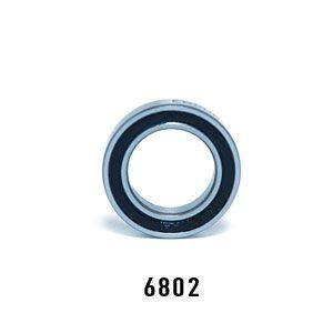 Enduro 6802 ABEC-5, Sealed Bearing - Bicycle Parts Direct