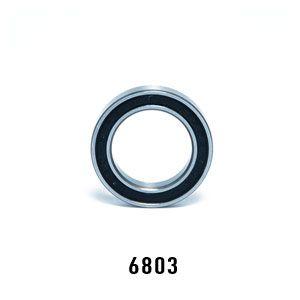 Enduro 6803 ABEC-5, Sealed Bearing - Bicycle Parts Direct