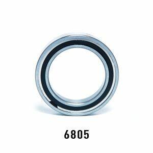 Enduro 6805 SRS, ABEC-5, Sealed Bearing - Bicycle Parts Direct