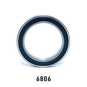 BB30 / PF30 Series: 1 - Enduro 6806 ABEC-5 - Bicycle Parts Direct