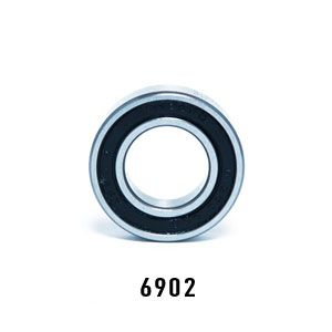 Enduro 6902 ABEC-5 Sealed Bearing - Bicycle Parts Direct