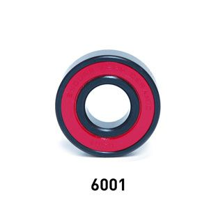 Enduro 6001 ZERØ Ceramic Sealed Bearing - Bicycle Parts Direct
