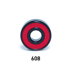 Enduro 608 ZERØ Ceramic Sealed Bearing - Bicycle Parts Direct