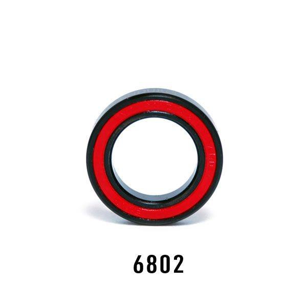 Enduro 6802 ZERØ Ceramic Sealed Bearing - Bicycle Parts Direct
