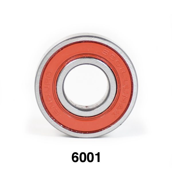 6001 MAX Sealed Bearing - Bicycle Parts Direct