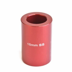 Bearing Press Speed Spacer - 15mm x 35mm - Bicycle Parts Direct