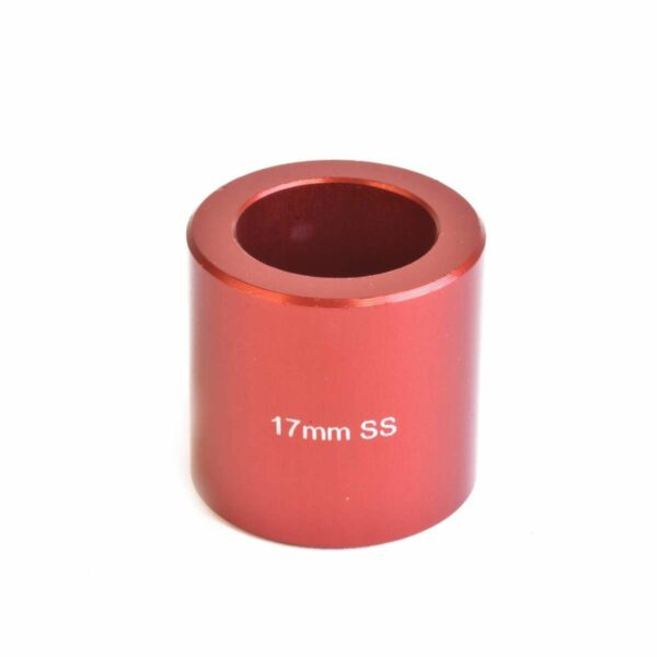 Bearing Press Speed Spacer, 17mm x 25mm - Bicycle Parts Direct