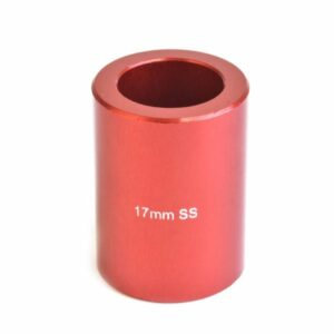 Bearing Press Speed Spacer, 17mm x 35mm - Bicycle Parts Direct