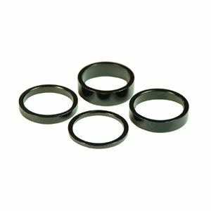 "1-1/8"" Headset Spacer Set - Bicycle Parts Direct"