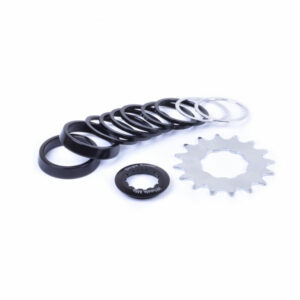 Angled Spacer Single Speed Conversion Kit