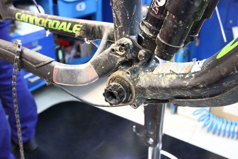 When to Service Your Bottom Bracket