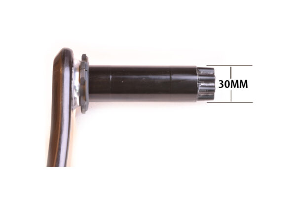 What the 30mm Spindle Cranks - Bicycle Parts Direct