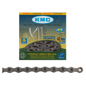 CHAIN KMC X11e 11s EPT 126L f/EBIKE- Bicycle Parts Direct