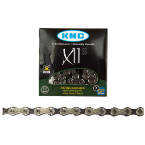 KMC X Series 11-speed Chain 116 Links - Bicycle Parts Direct