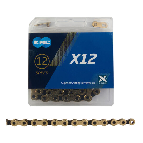 KMC X12 12s - Bicycle Parts Direct